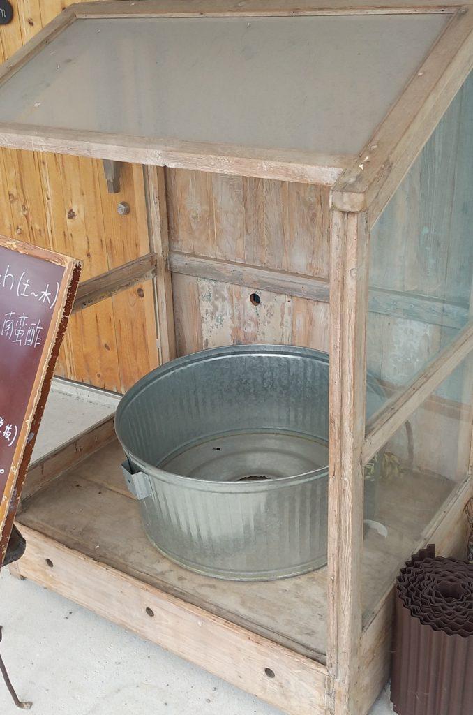 おうちカフェaiai大きな鉢