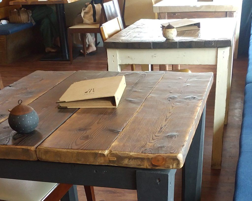 おうちカフェaiaiテーブル