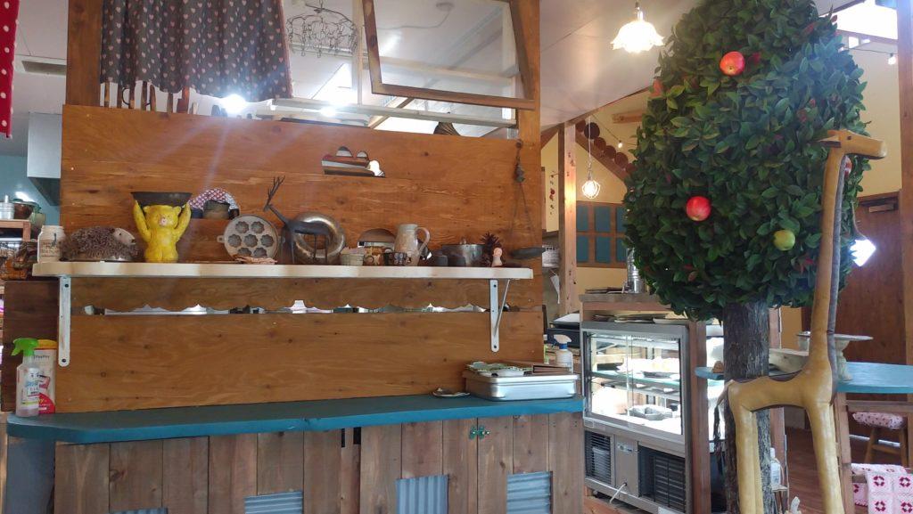 おうちカフェaiai棚1