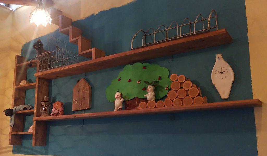 おうちカフェaiai壁のオブジェ2