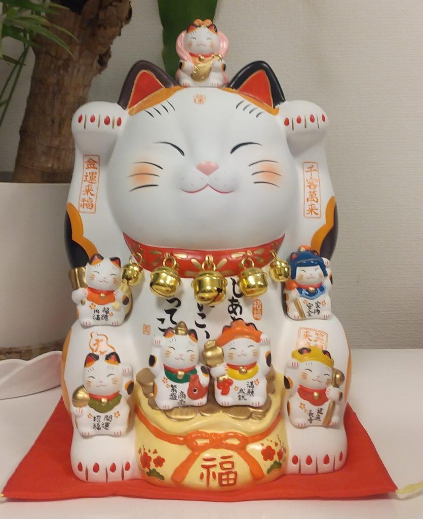 七福神の招き猫