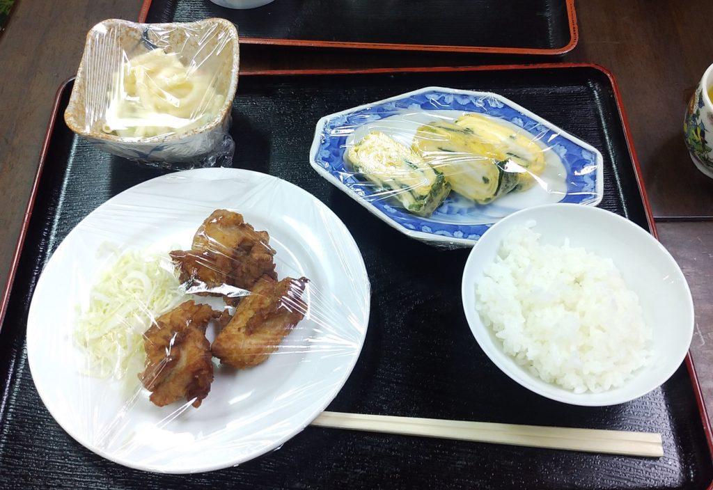 のうさぎ食堂定食