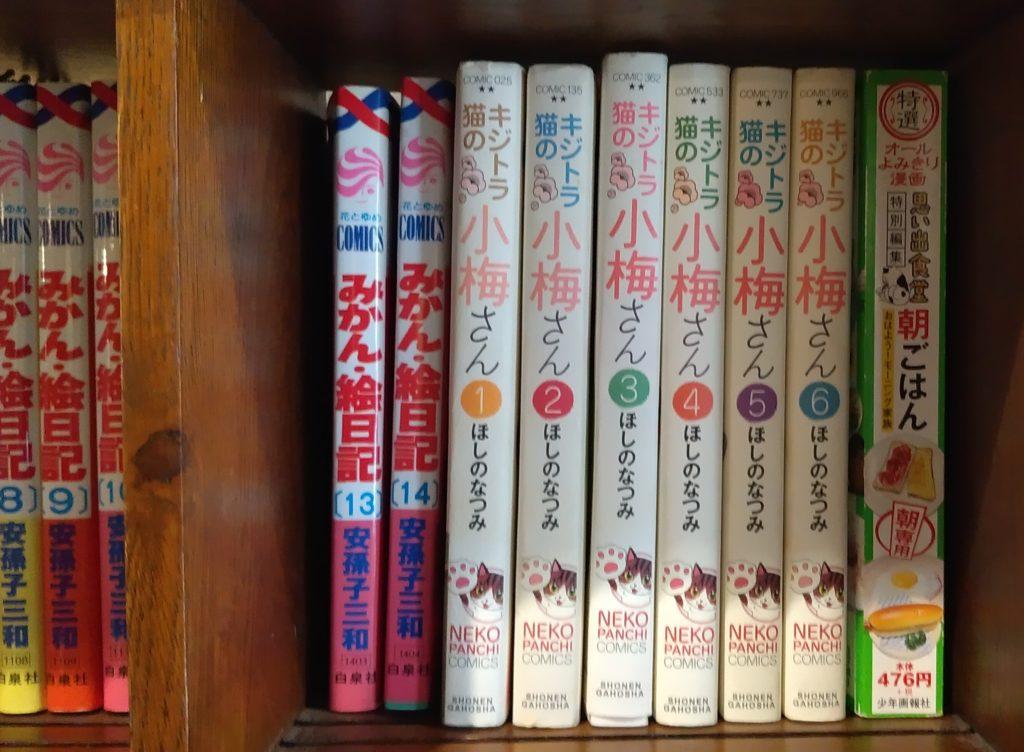 『猫カフェ ねこちゃる』本棚2