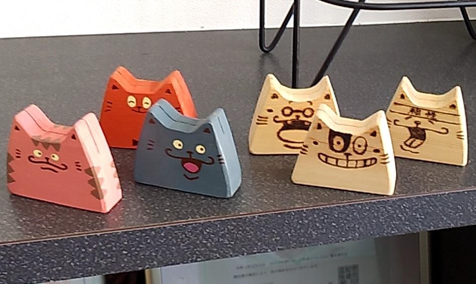 Pato's Cafe猫雑貨1