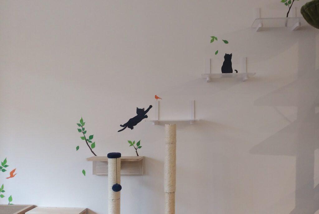 CATLOAF壁の猫
