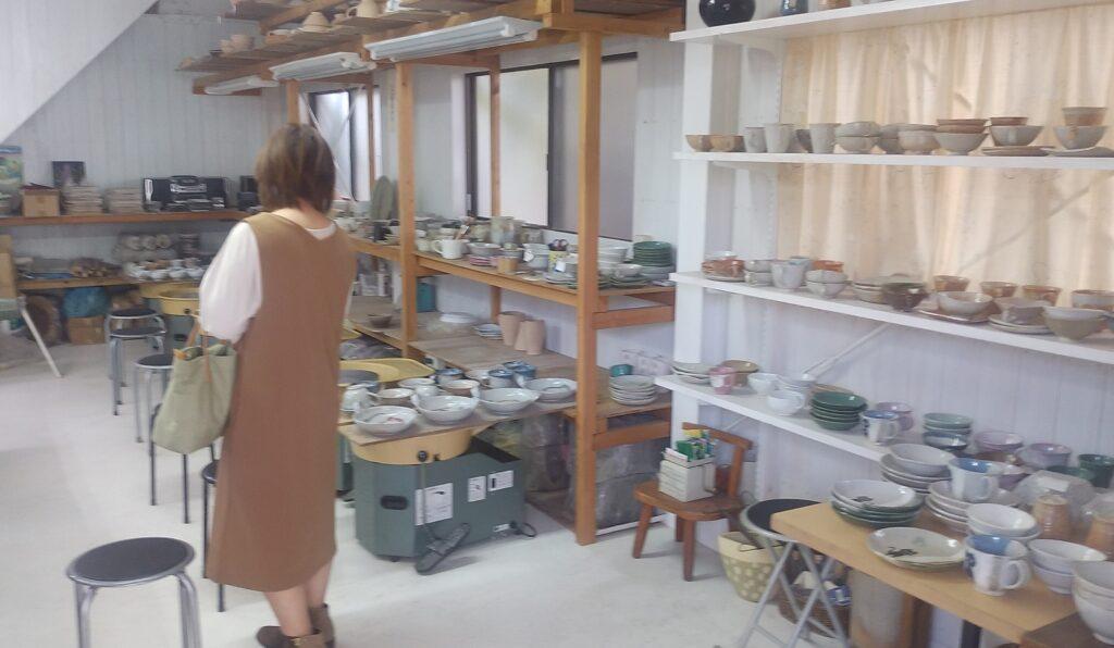 陶花陶芸教室1