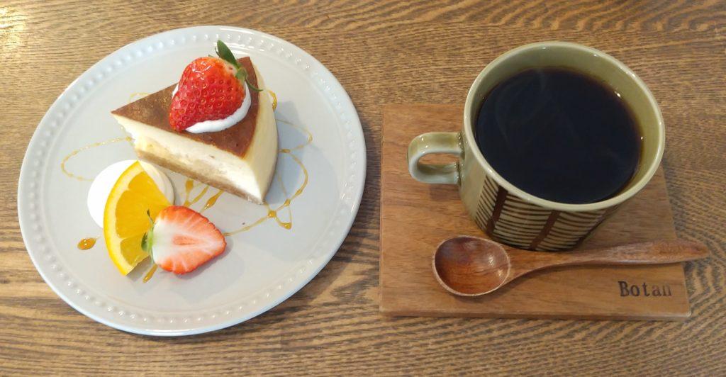 Botanケーキ