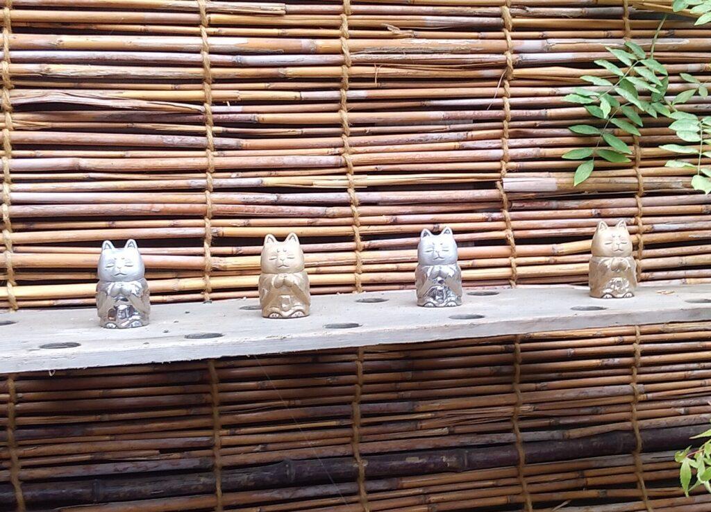 清水温泉猫仏さん
